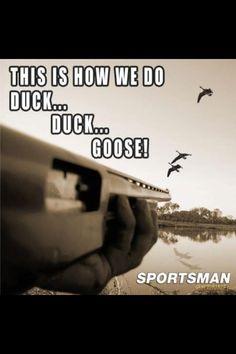 Duck Dynasty Duck, Duck, Goose