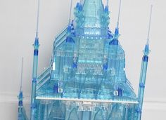 Elsa S Ice Palace Frozen Lego Cuusoo Greetings From