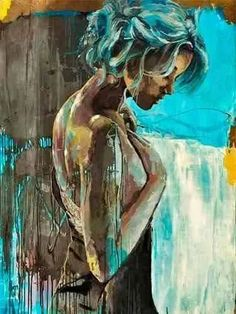 Marius Markowski - women are the most lovely creatures of all, we capture the essence of beauty, of recieving the womb of mother earth. Figurative Kunst, Lovely Creatures, Wow Art, Female Art, Painting & Drawing, Amazing Art, Modern Art, Art Drawings, Art Photography