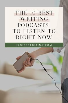Calling all writers! Check out the best podcasts for self improvement for writing help and writers block. These ideas from writing life coach, Kate, are sure to inspire your next piece. If you are looking for creative writing tips to inspire new ideas for writing a book, then head to the blog to read more. | #writing #bestpodcasts #tipsforwriters