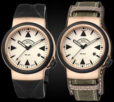 The new Mühle-Glashütte S.A.R. Rescue-Timer Bronze is a limited edition, 42.5mm watch powered by a Sellita SW 200.