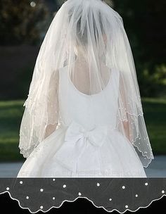 Communion Veil- Style 651 with Comb $18.99