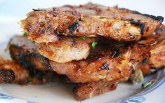 VIetnamese Pork Chops (Recipe) I have had these, and they are delicious!