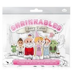 NPW Shrinkables Fairy Tale Kit ** Click image to review more details-affiliate link.