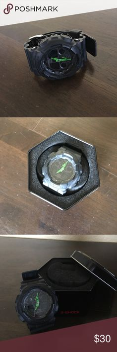 Casio G-SHOCK Watch Casio G-SHOCK Watch G-Shock Accessories Watches