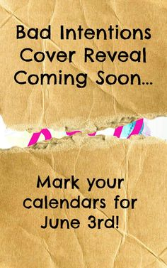 Cover reveal coming 6-3-15