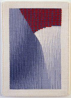 Tim Gresham. Several beautiful weavings