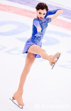 Evgenia Medvedeva || GP Rostelecom Cup of Russia 2015