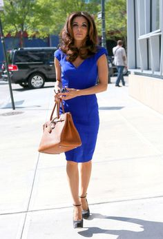 Eva Longoria Photo - Eva Longoria Out and About in NYC