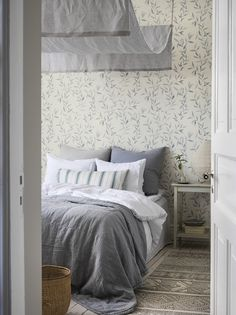 Nice Schlafzimmer Ideen Schweden that you must know, Youre in good company if you?re looking for Schlafzimmer Ideen Schweden Dream Bedroom, Home Bedroom, Master Bedroom, Interior Wallpaper, Home Wallpaper, Ultra Modern Homes, Danish Interior, Decorating Your Home, Interior Design