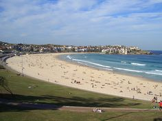 Bondi Beach, Sydney, Australia #travel