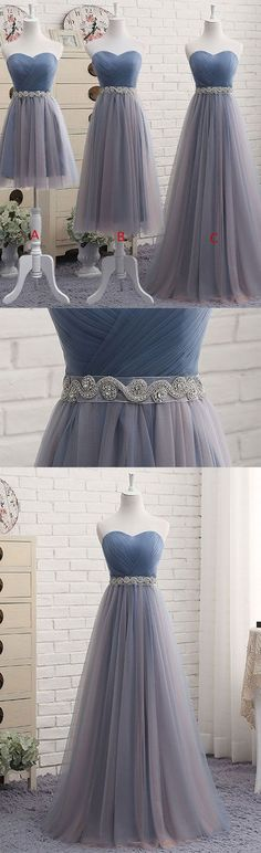 Long And Short Prom Dress, Bridesmaid Dresses,Graduation Party Dresses, Prom Dresses For Teens on Storenvy