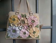 Poseta din piele-Diva in bloom ,bej- Unicat! Ted Baker, Diva, Bloom, Tote Bag, Bags, Handbags, Divas, Totes, Bag