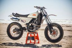 A KTM we'd ride on any Sunday