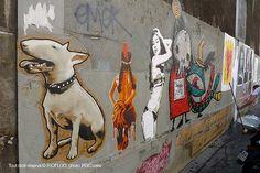 Parisians love their bullies