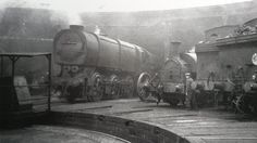 guildford 1957 Steam Railway, British Rail, Steamers, Steam Engine, Sheds, Locomotive, Pots, Engineering, Southern