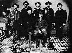 San Francisco Opium Squad, c.1900.