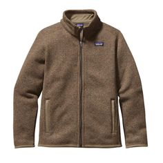 Patagonia Boys Better Sweater Fleece Jacket