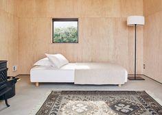 minimalist tiny home