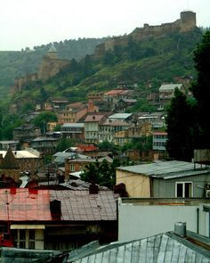 Tbilisi, Republic of Georgia. Tbilisi, formerly known as Tiflis, is the capital and the largest city of Georgia, lying on the banks of the Mtkvari River. (V)