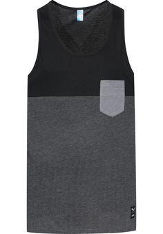 iriedaily Block-Pocket - titus-shop.com  #TankTop #MenClothing #titus #titusskateshop