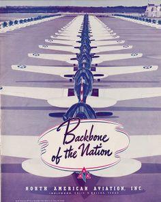 North American Aviation 1941 advertisement