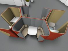 Open Space Office, Office Space Design, Workplace Design, Library Design, Office Interior Design, Office Interiors, Modular Furniture, Unique Furniture, Office Furniture