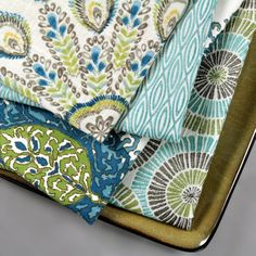 Duralee's Suburban Home fabric from OnlineFabricStore.net