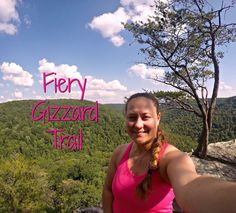 Located in Tennessee, Fiery Gizzard Trail is one of the top hiking trails in the United States.