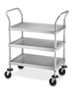 34 Best Stainless Steel Kitchen Rolling Carts Images