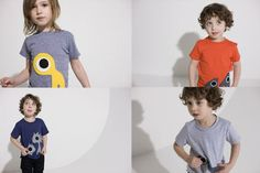 'we were small' t-shirts www.weweresmall.be