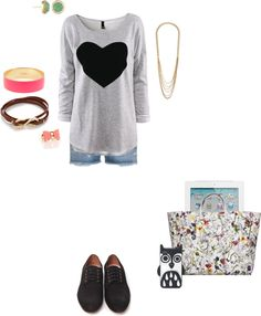 """""""TEEN SHOPPING"""" by jopleffken ❤ liked on Polyvore"""