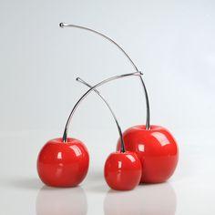 Kırmızı Kiraz Seti (3'lü) TL120