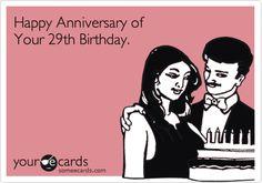 Pahahah … my second anniversary is tomorrow. #birthday