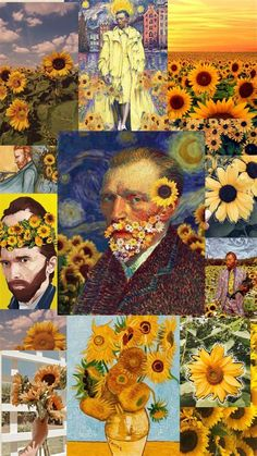 Van Gogh 🌻 | Arte Van Gogh, Imagem De Fundo Para Iphone