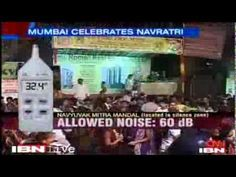 Navaratri Festival Brings Noise Pollution Levels to Historic Highs