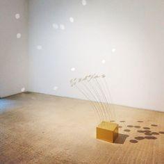 Kensuke Koike Transceiver Unit Dandelio Ciocca Gallery Milan @kensukekoike @galleriaciocca #art #contemporaryart #exhibition #sculpture #milan #artlovers #instaart #italy #artgallery by artribune