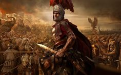 Total War Rome II is the latest strategy game from the developer Creative Assembly. It features the rise of the great Roman Empire. Guerra Total, Carthage, Empire Total War, Creative Assembly, Punic Wars, Roman Warriors, Roman Legion, Templer, Age Of Empires