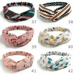 Fabric Headband Tutorial, Hair Bow Tutorial, Fabric Headbands, Scrunchies, Head Wraps For Women, Hair Scarf Styles, Horn Headband, Bohemian Headband, Vintage Headbands
