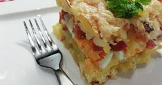 Najlepšie šťavnaté francúzske zemiaky, originál recept. Skúste si pripraviť obľúbené jedlo podľatradičného receptu z kuchyne portálu Ženy v meste. Apple Pie, Quiche, Mashed Potatoes, Dinner, Breakfast, Health, Tableware, Ethnic Recipes, Craft