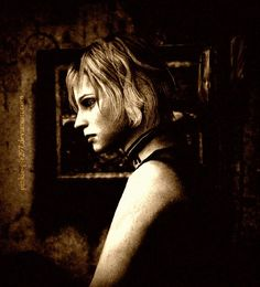 """Heather in """"Silent Hill Silent Hill Pt, Silent Hill Video Game, Toluca Lake, Look Dark, Firefly Serenity, Resident Evil, Dark Art, Art Sketches, Cool Pictures"""