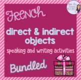 Mme R's French Resources Teaching Resources | Teachers Pay Teachers French Resources, Writing Resources, Writing Activities, Teacher Resources, Teacher Pay Teachers, Object Pronouns, Core French, Exit Tickets, Rubrics