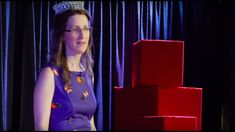 Ask Me About My Tiara | Angela Giles Klocke | TEDxColoradoSprings