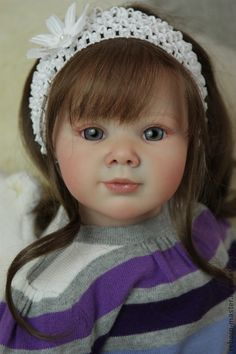 Куклы-младенцы и reborn ручной работы. Маргарита.