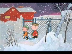 """Mariah Carey - """"Charlie Brown Christmas"""". I love that she put this on her second Christmas record! (2010)"""