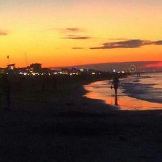 Se si vivesse di soli tramonti la Romagna sarebbe immortale! ;)