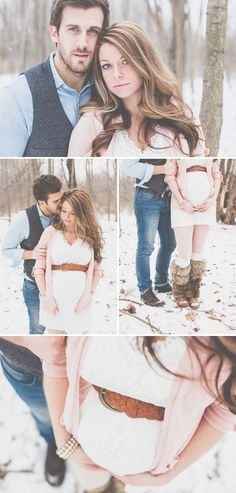 Maternit hiver and style de maternit d 39 hiver on pinterest for Shooting photo exterieur hiver