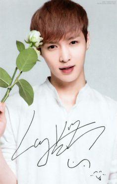 NATURE REPUBLIC - EXO New Photocard Lay! ©babyxiuxiu