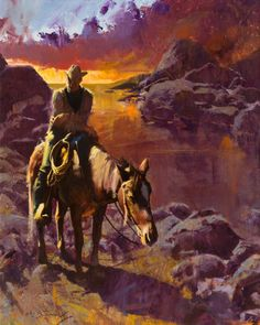 21 Best Cowboy Art Artists Painters images in 2014 | Cowboy