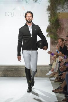 Equiline Fashion Show Spring Summer 2016